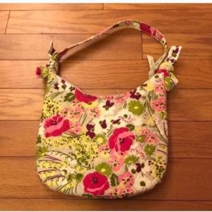 Vera Bradley Floral Shoulder Bag